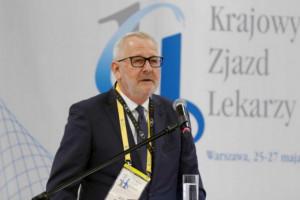 Prezes NRL za zwolnieniem posłów-lekarzy z dyscypliny głosowań ws. szczepień