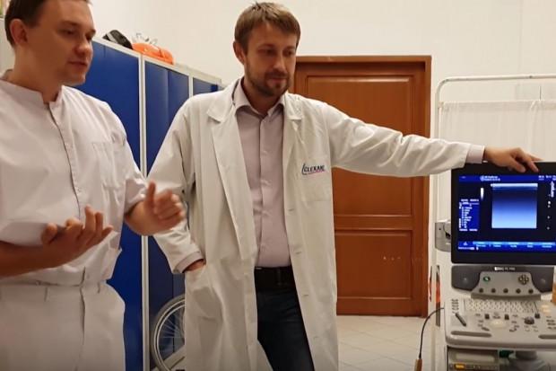 Śląskie: lekarze zamieścili w sieci film ostrzegający przed zakrzepicą