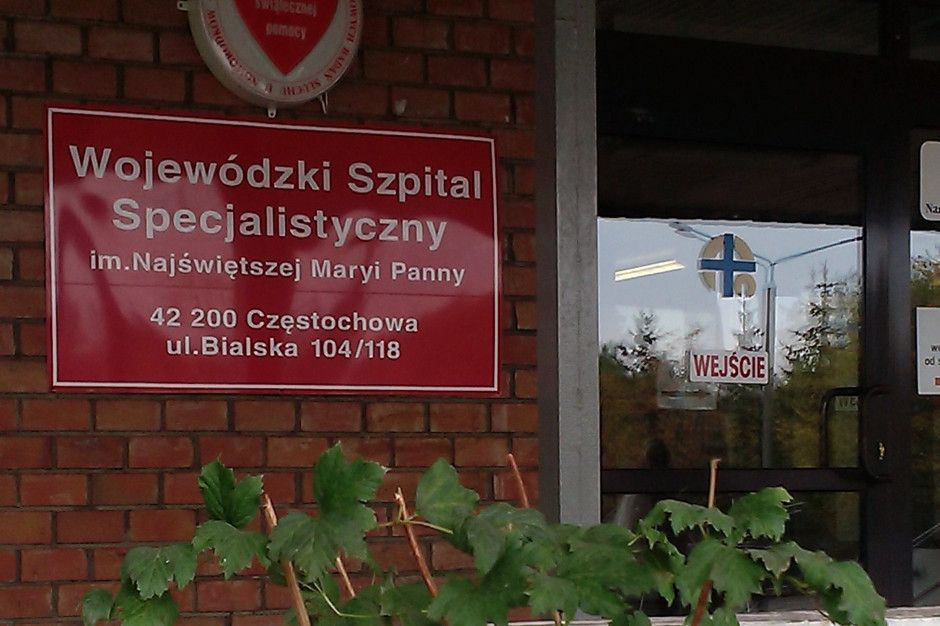 Częstochowa: w szpitalu na Parkitce otwarto centrum urazowe