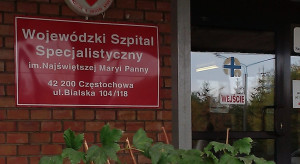 """Częstochowa: zadłużony szpital otrzymał """"marszałkowskie"""" pieniądze na pokrycie zobowiązań i straty"""