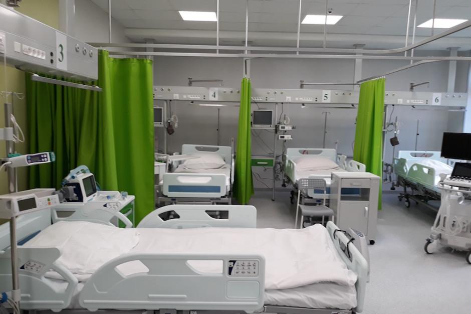 Czeladź: szpital ma salę intensywnego nadzoru kardiologicznego