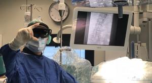 Szczecin: operacja aorty brzusznej z wykorzystaniem techniki rozszerzonej rzeczywistości