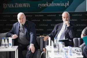 Ruszyło XIV Forum Rynku Zdrowia. Jacyna: twarde dane rozwiały obawy o sieć szpitali