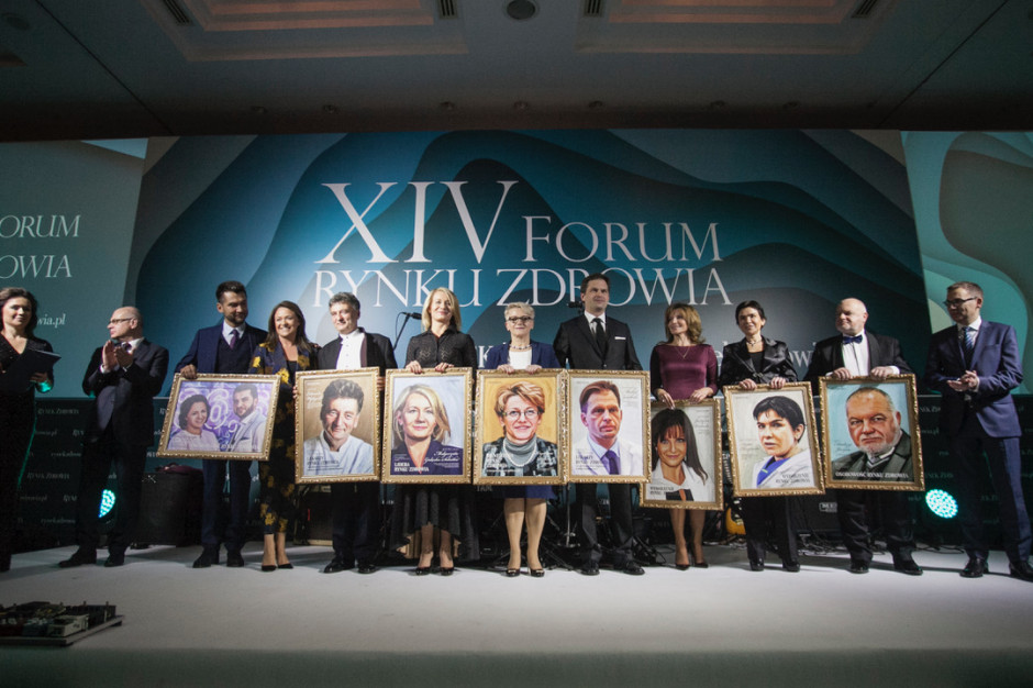 Gala Rynku Zdrowia: Laureaci Portretów Polskiej Medycyny 2018