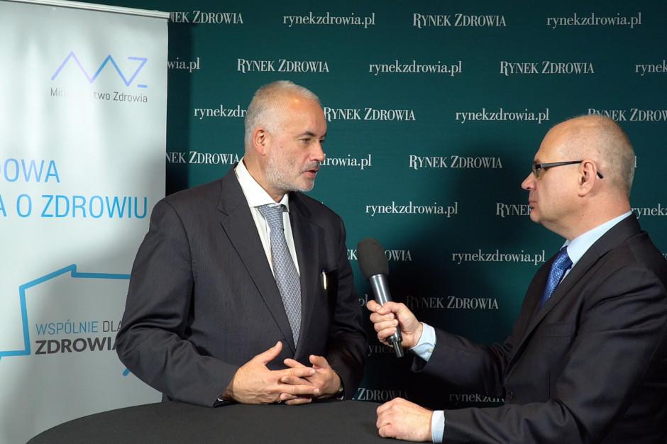Prof. Czauderna: musimy wrócić do dyskusji o modelu finansowania ochrony zdrowia