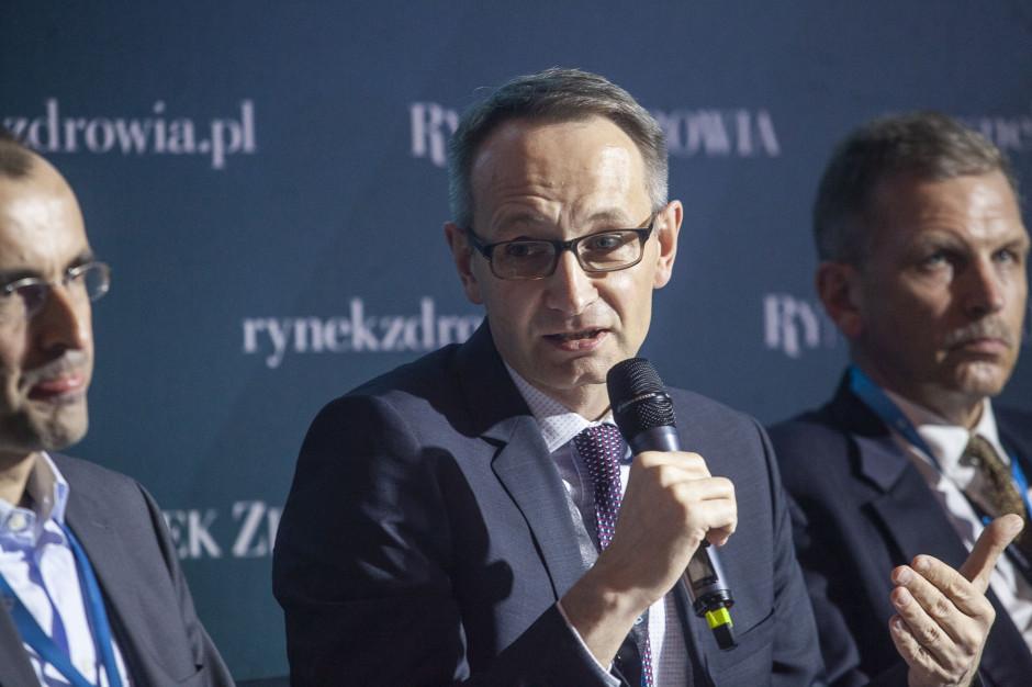Prof. Gielerak: szpitale są ''związane'' z dostawcami IT, nie ma prawdziwej konkurencji