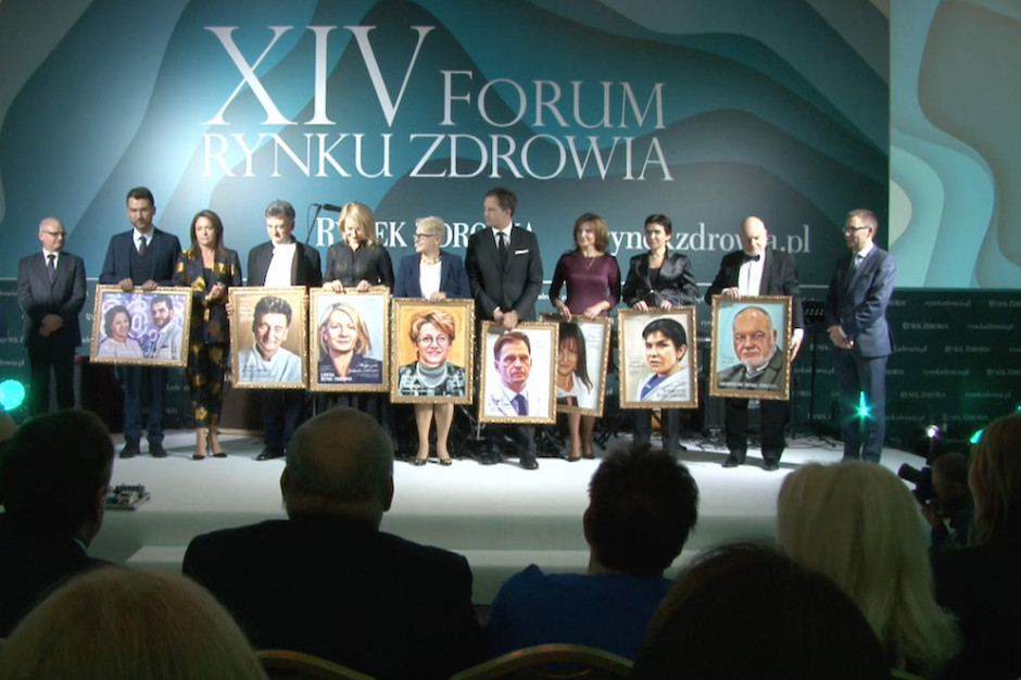 Laureaci Portretów Polskiej Medycyny 2018 - relacja wideo
