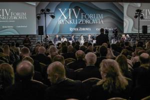 XIV Forum Rynku Zdrowia: sesja inauguracyjna