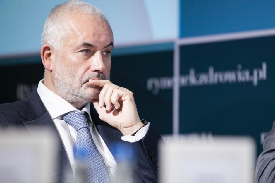 KPRM: Piotr Czauderna prezesem Agencji Badań Medycznych
