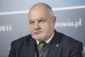 Jacyna: w Chełmie powstanie pierwsze w kraju Centrum Usług Wspólnych NFZ