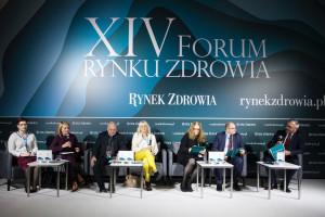 """XIV Forum Rynku Zdrowia: sesja """"Koszty pośrednie w systemie opieki zdrowotnej"""""""