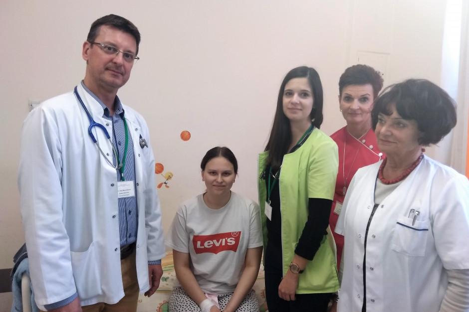 Zielona Góra: szpital poszerza listę świadczeń medycznych dla dzieci