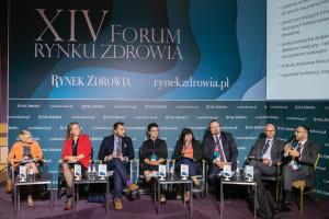 """XIV Forum Rynku Zdrowia: sesja """"Opieka farmaceutyczna - systemowa odpowiedź na rosnące potrzeby zdrowotne społeczeństwa"""""""