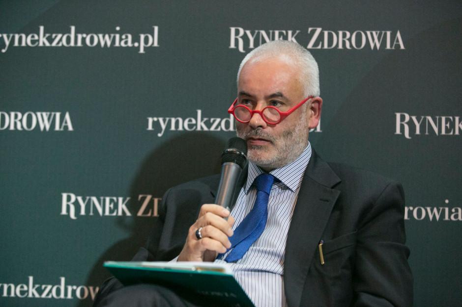 Prof. Czauderna: Agencja Badań Medycznych wypełni lukę w finansowaniu niekomercyjnych badań klinicznych