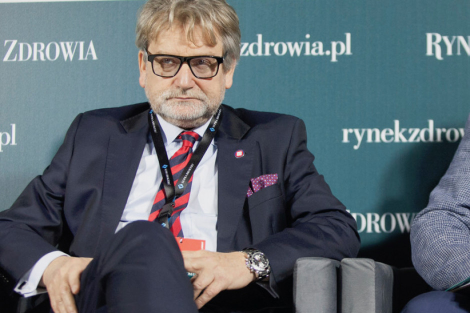 Jarosław Pinkas o zapowiedzi podwyżek dla pracowników Państwowej Inspekcji Sanitarnej