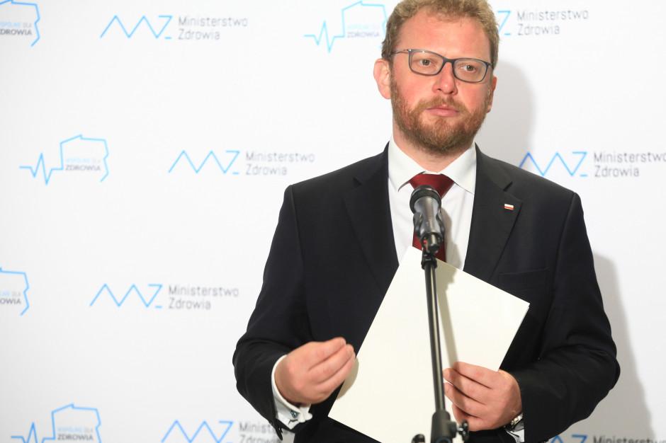 Minister zdrowia wyróżniony za działania na rzecz pacjentów z chorobami rzadkimi