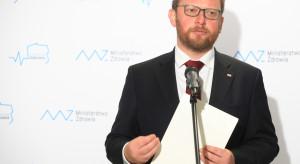 Szumowski: wykorzystywanie ludzkich tragedii do rozgrywek politycznych nie służy pacjentom