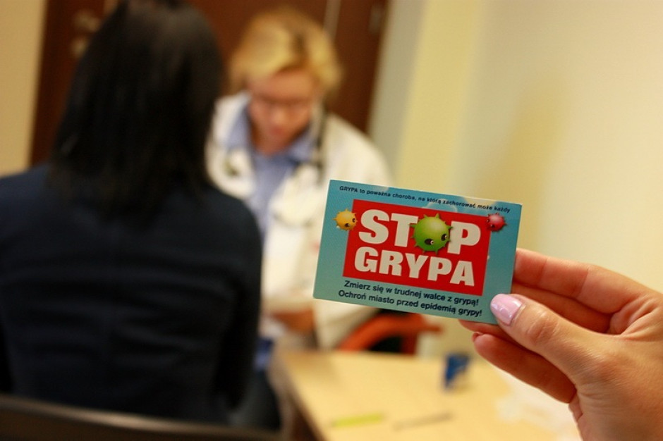 Kolejna partia szczepionek przeciwko grypie trafiła do Polski