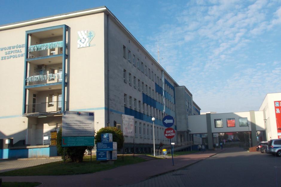 Kielce: technicy elektroradiologii wracają do pracy na Czarnowie