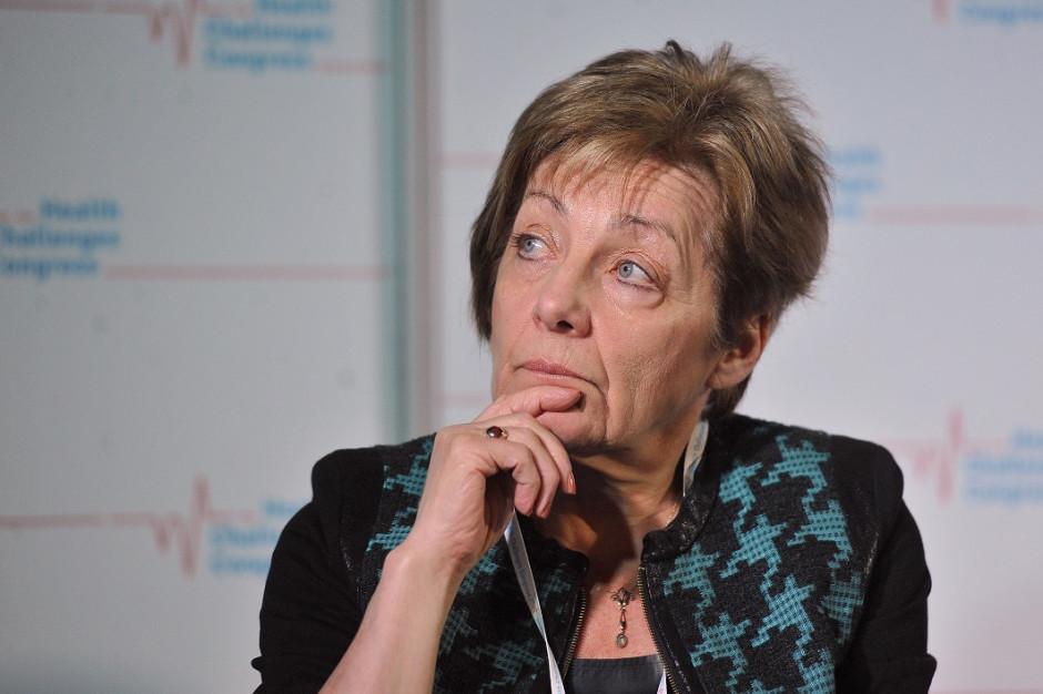 Prof. Ewa Helwich: notujemy spadek umieralności niemowląt i noworodków