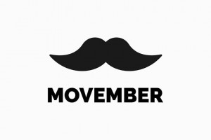 """Białystoccy lekarze zgolili brody zostawiając wąsy - w ramach akcji profilaktyki raka """"Movember"""""""