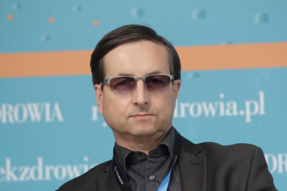 Fedorowski: PFSz popiera urealnienie wymogów wobec oddziałów intensywnej terapii