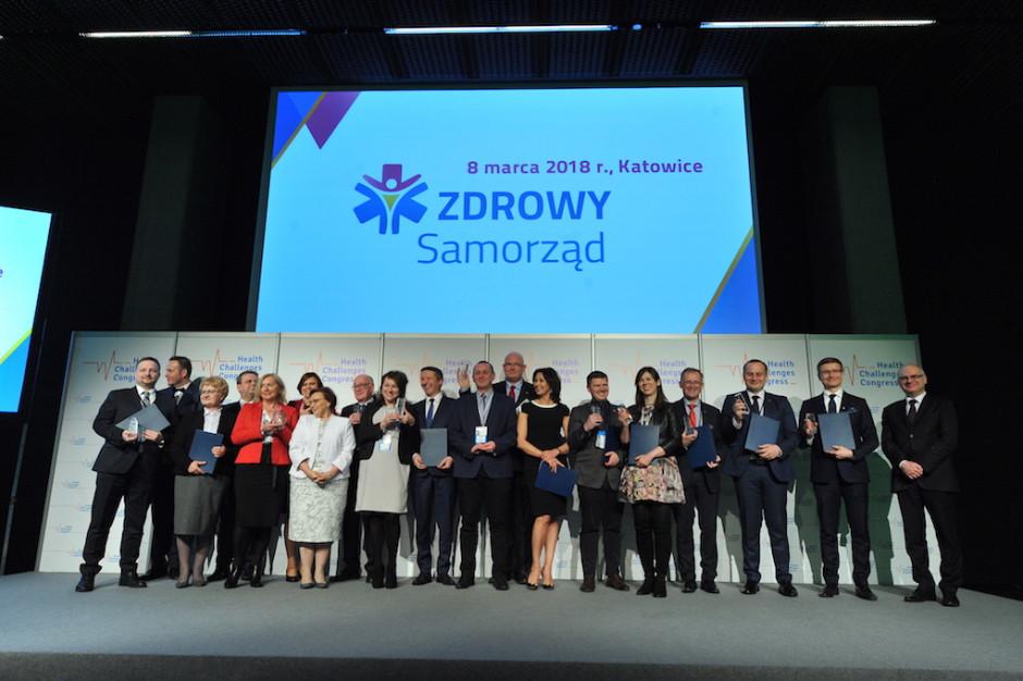 """Rusza druga edycja Konkursu """"Zdrowy Samorząd"""" - zgłoś swój udział!"""