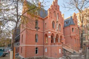 Wrocław: w dawnym szpitalu powstają luksusowe apartamenty