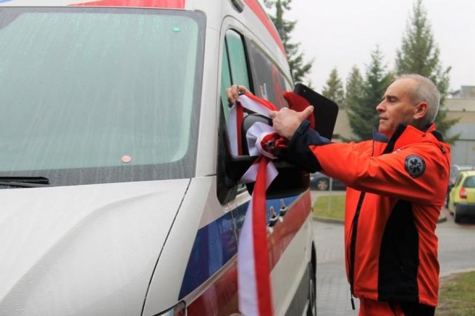 Wielkopolskie: 14 nowych karetek pogotowia ratunkowego dla regionu