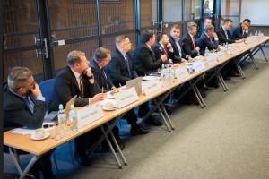 Kraków: szpitalny system wydawania leków najlepszym start-upem Shark Tank Arena