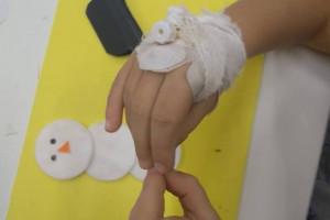 Częstochowa: dziecięce święta w szpitalu; tak można je umilić