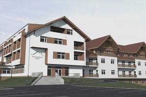 Karpacz: rozbudowa centrum medycznego zakończona, otwarcie w styczniu