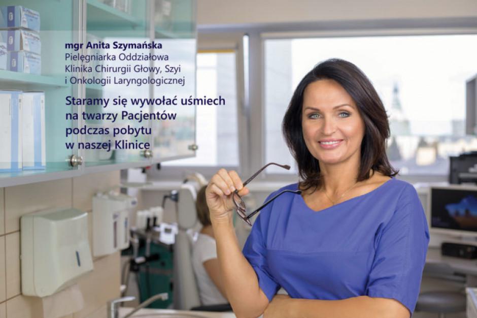Poznań: w WCO powstał kalendarz ze zdjęciami pielęgniarek, jest też pielęgniarz