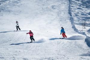 GOPR: urazy wielonarządowe u narciarzy częstym skutkiem zderzeń