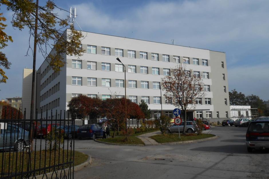 Kielce: zakończono pierwszy etap rozbudowy szpitala MSWiA