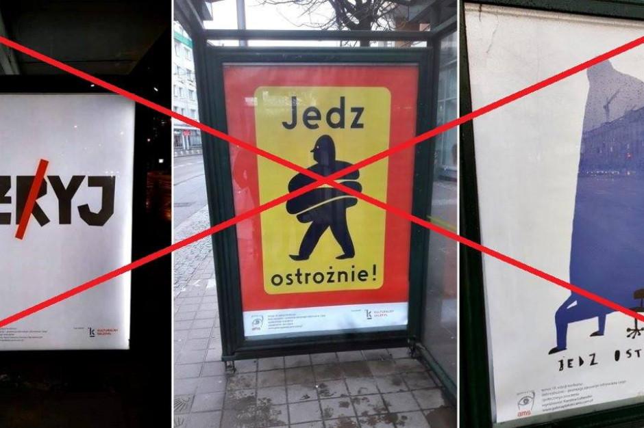 Chorzy na otyłość oburzeni kampanią z hasłem ''żryj''