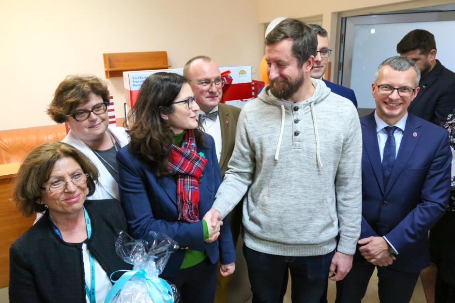 Gdańsk: narodziny Józefa zamykają 106-letnią historię porodówki przy Klinicznej