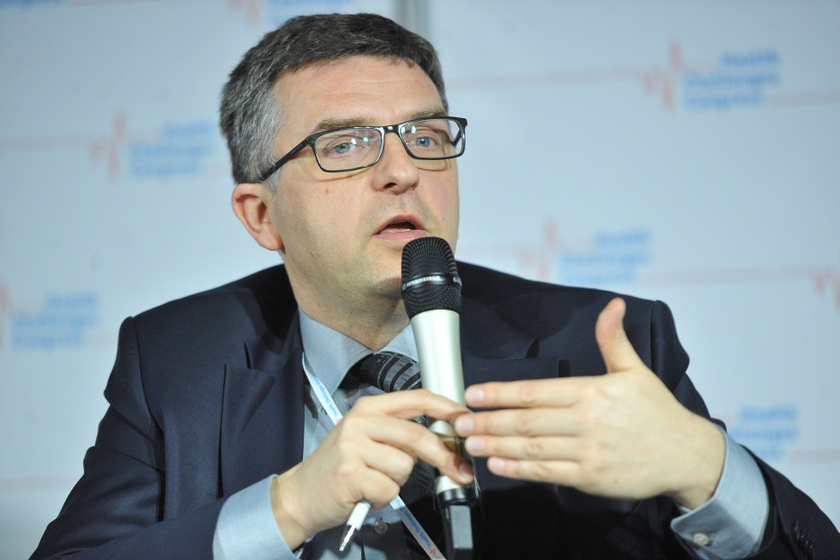 Prof. Maciejczyk: budowa sieci onkologicznej to długotrwały proces