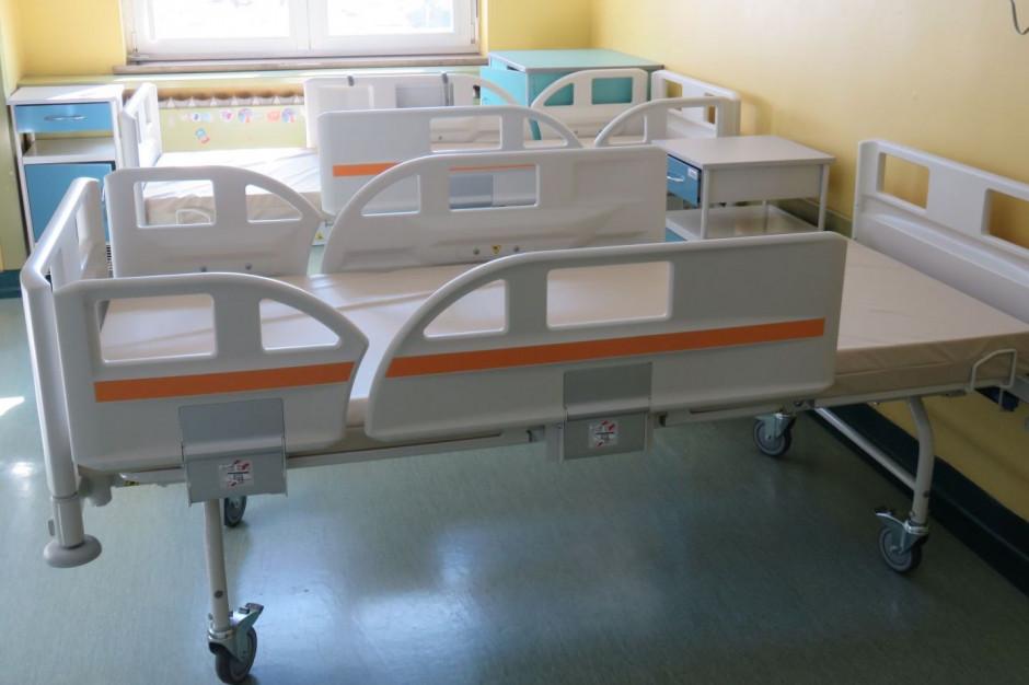 Poznań: mniej łóżek także w szpitalu pediatrycznym