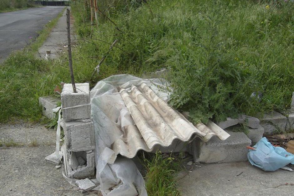Kraków: Urząd Miasta zachęca do usuwania azbestu z posesji. Zostało jeszcze 3,2 tys. ton