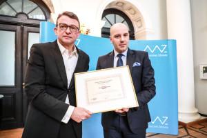 """Szpital Miejski w Zabrzu zadbał o PR, pochwalił się certyfikatem """"PracoDawca Zdrowia"""""""