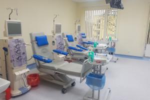 Kraśnik: nowa stacja dializ zapewni opiekę specjalistyczną 120 pacjentom