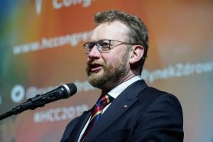 Wystąpienie ministra Łukasza Szumowskiego otwierające obrady HCC 2019 (wideo)