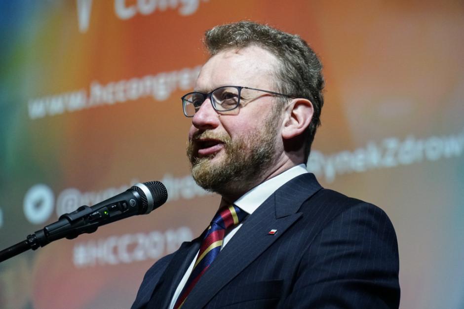 Szumowski: Agencja Badań Medycznych pomoże we wdrażaniu innowacji w medycynie