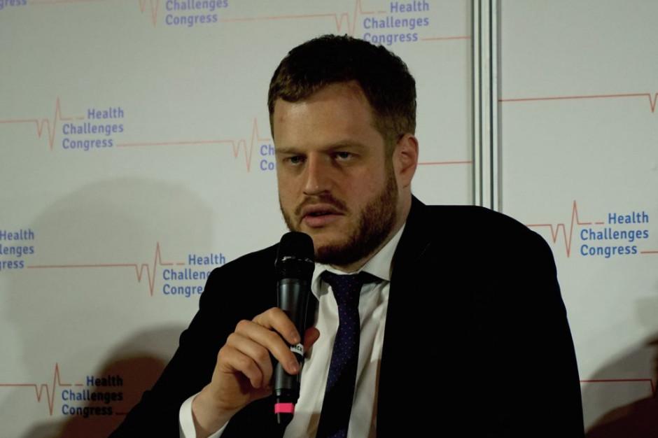 Janusz Cieszyński zapowiada kolejne usprawnienia w informatyzacji ochrony zdrowia