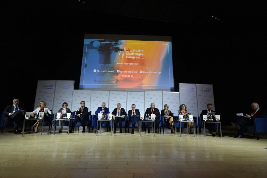HCC: decydenci i eksperci o tym, co najważniejsze w ochronie zdrowia
