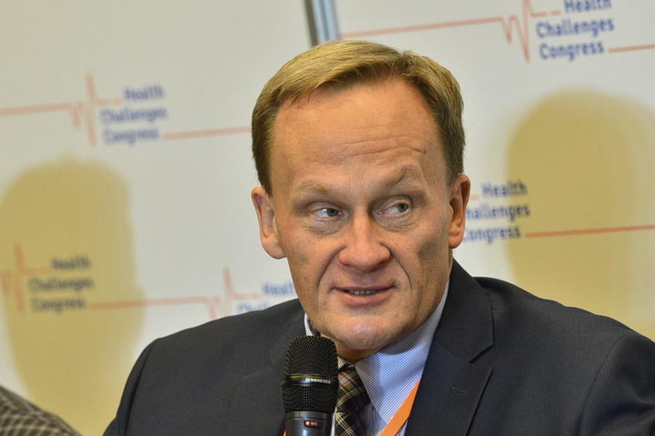 Prof. Nowicki: pacjenci z chorobą Fabry'ego oczekują pilnej refundacji terapii na ich schorzenie