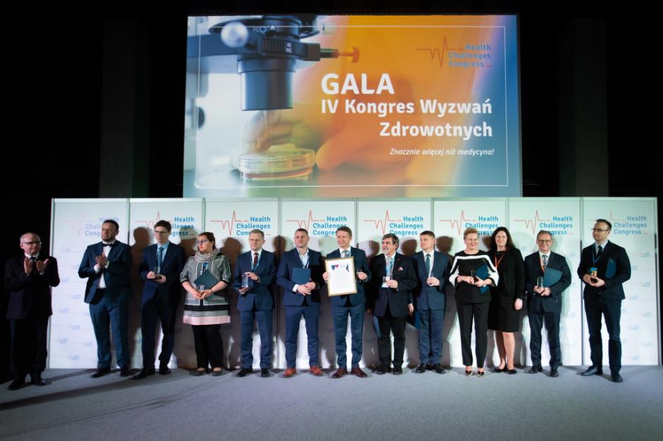 """HCC 2019: wręczyliśmy nagrody laureatom Konkursu """"Zdrowy Samorząd"""""""