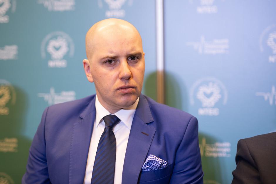 Wiceminister Gadomski podczas HCC 2019: wdrażany pakiet zmian w onkologii jest pakietem kompleksowym