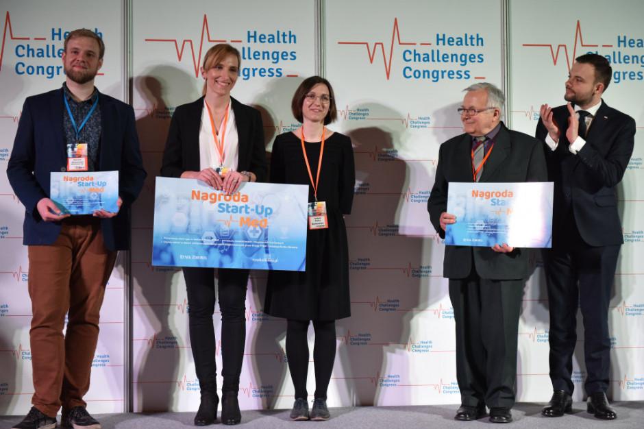 IV Kongres Wyzwań Zdrowotnych: wręczyliśmy nagrody w Konkursie Start-Up-Med